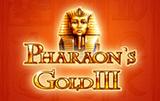 Играть онлайн в автоматы Pharaohs Gold III